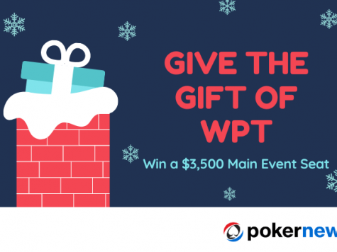 PokerNews #GiveWPT Giveaway